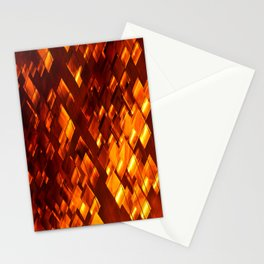 Art Deco Wall Design (found in NY) Stationery Cards