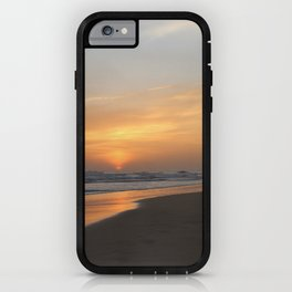 Beach at Dusk iPhone Case