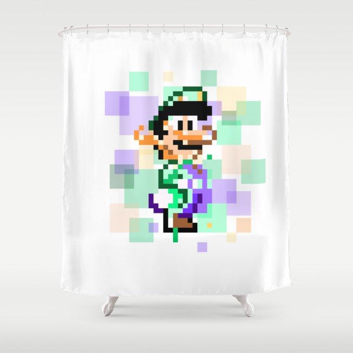 Super Mario Pixel Cubism