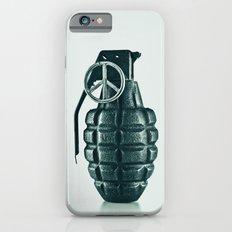 Hello Peace iPhone 6s Slim Case