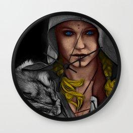nord princess Wall Clock