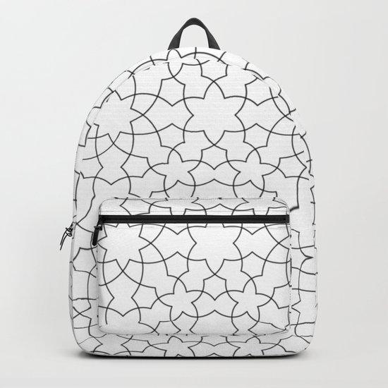 Minimalist Geometric 101 Backpack