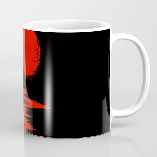 The Land of the Rising Sun Coffee Mug