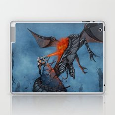 Chasing the Dragon Laptop & iPad Skin