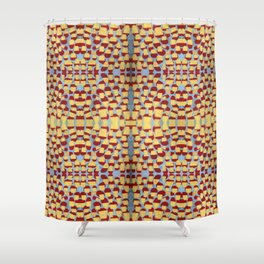Knock Out Shower Curtain