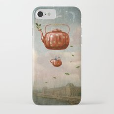 Tea for Two at Dusk iPhone 7 Slim Case