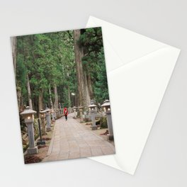 My Little Red Riding Hood Stationery Cards