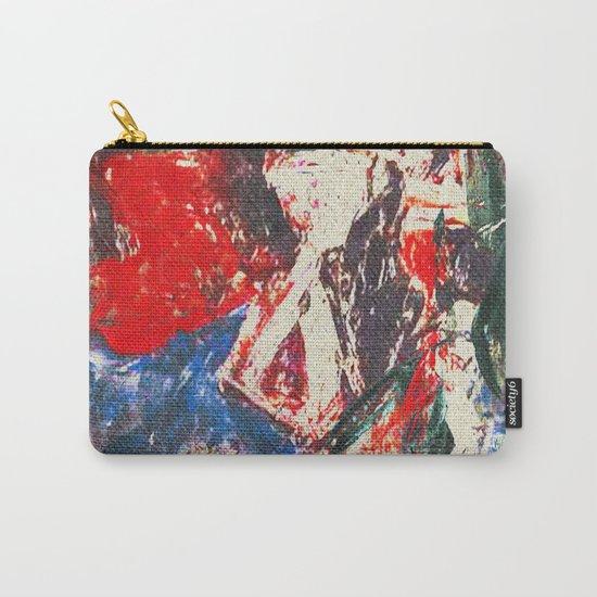 女性着物着て (woman wearing kimono) Carry-All Pouch