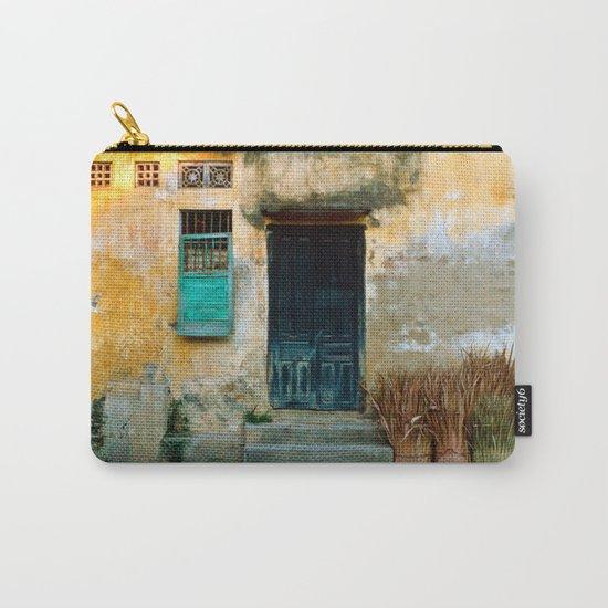 VIETNAMESE FACADE - HOI AN Carry-All Pouch