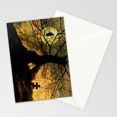A mysterious place Stationery Cards