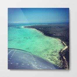 Fly On, Lover. DC-3 Island Hop II Metal Print