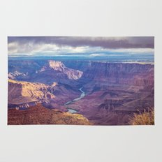 Grand Canyon and the Colorado River Rug