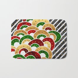 Christmas Luxe Bath Mat