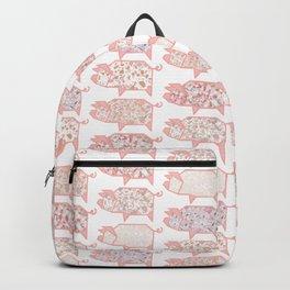 Pig Terrazzo Backpack