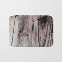 Rusty timber Bath Mat