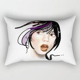 Say A!!! Rectangular Pillow