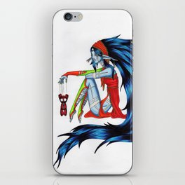 Voodoo Elf iPhone Skin