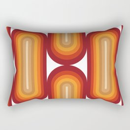 Rebirth Of The 70's No. 349 Rectangular Pillow