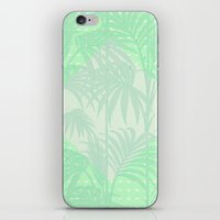 plant iPhone & iPod Skins featuring Plant by Mr and Mrs Quirynen
