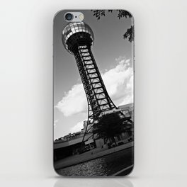 Knoxville Sunsphere iPhone Skin