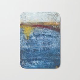 Homage to a ruler - Ocean Bath Mat