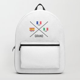 Cycling Grand Tours Backpack