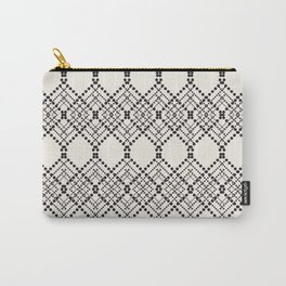 geometric shapes pattern Carry-All Pouch