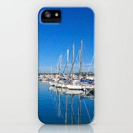 Ibiza Port iPhone Case