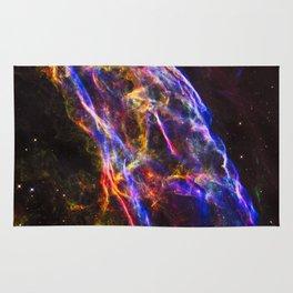 Veil Nebula Supernova Remnant (Detail) Rug