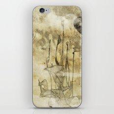 strange world iPhone & iPod Skin