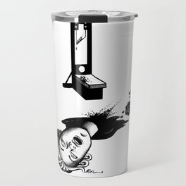 The Guillotine Travel Mug