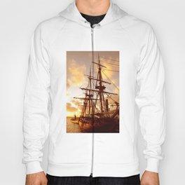 PIRATE SHIP :) Hoody