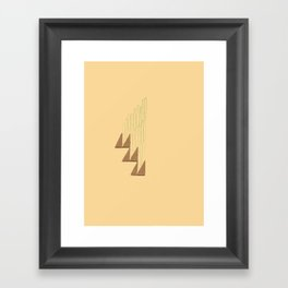 Environ Framed Art Print