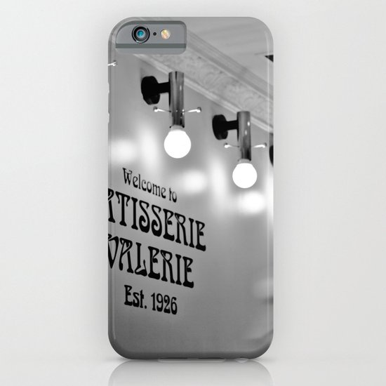 Patisserie iPhone & iPod Case