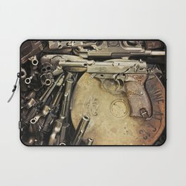 An art of Peacemaking Laptop Sleeve