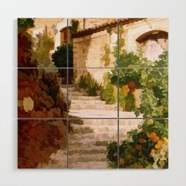 The light of Mallorca - Espana Wood Wall Art