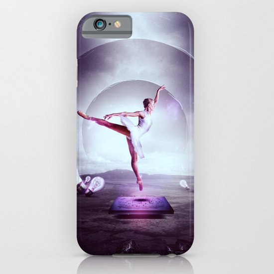 Beyond The Frame iPhone & iPod Case