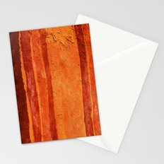 Brown Texture Stationery Cards