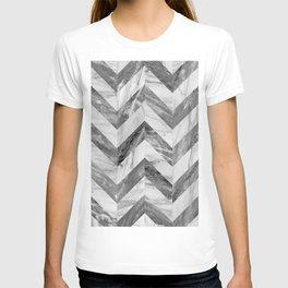 Marble Chevron T-shirt