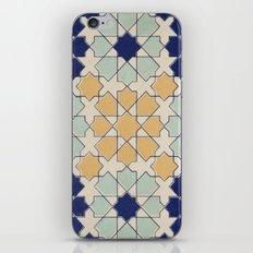 Oriental dream #3 iPhone & iPod Skin