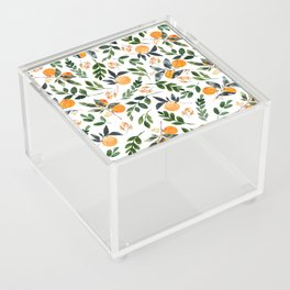 Orange Grove Acrylic Box