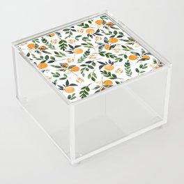 Orange Grove Acrylic Box
