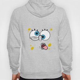 Spongebob Crazy Face Hoody