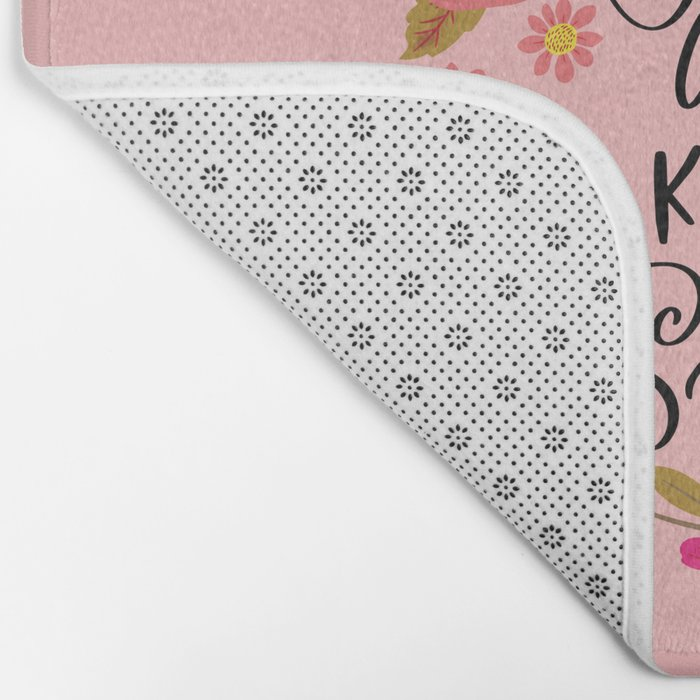 Pretty Sweary: You're Awesome, Keep that Shit Up Bath Mat