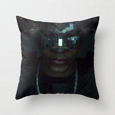 Future Pimp Throw Pillow