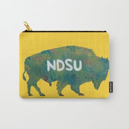 NDSU Bison Carry-All Pouch