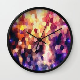ε Ursae Majoris Wall Clock
