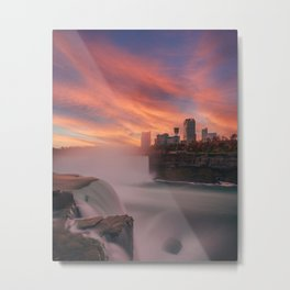 Terrapin Point Sunset Metal Print
