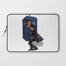 11th Doctor Laptop Sleeve