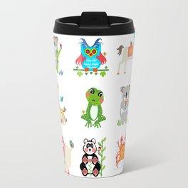Jungle Bungle Travel Mug